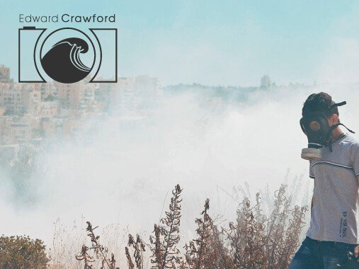 Edward Crawford web design and logo