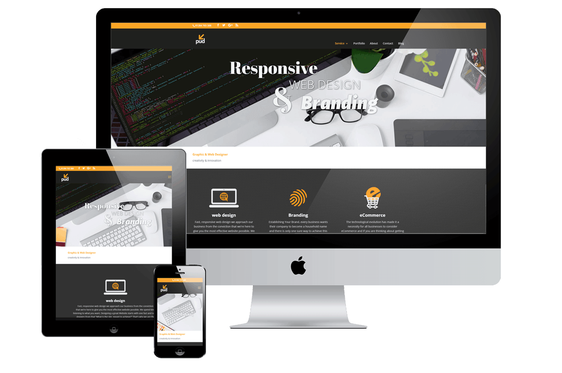 Responsive Web Design Bury St Edmunds